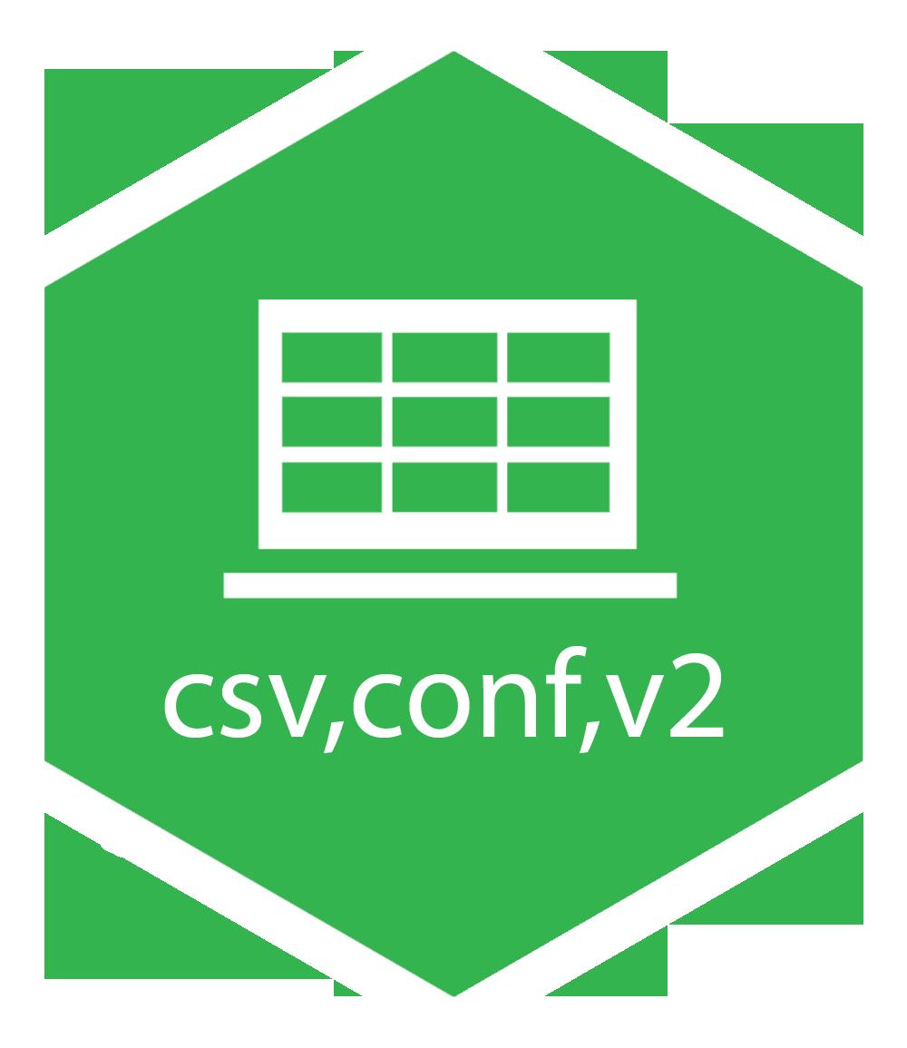 csv,conf,v2